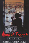 Almost French book cover